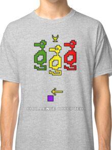 Atari Adventure Challenge Accepted TeeShirt Classic T-Shirt