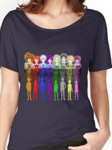 Digimon Adventure Tri. old style Women's Relaxed Fit T-Shirt