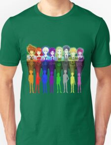 Digimon Adventure Tri. old style T-Shirt