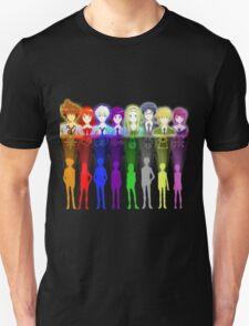 Digimon Adventure Tri. old style Unisex T-Shirt