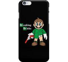 Breaking Bricks iPhone Case/Skin