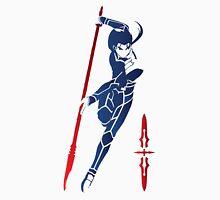 Lancer Fate Stay Night Unisex T-Shirt