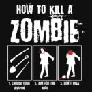 How To Kill A Zombie by ScottW93
