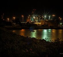 Naval Shipyard by SavageXPhotos