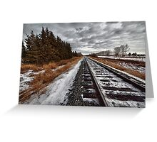 The Journey Home Greeting Card