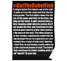 Babelfish Poster