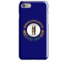 Smartphone Case - State Flag of Kentucky - Horizontal iPhone Case/Skin