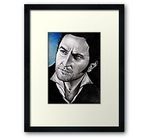 Richard Armitage, Mr Thornton Framed Print