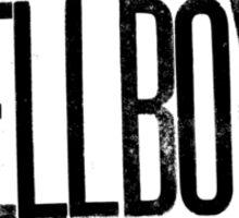 Bellboy! Sticker