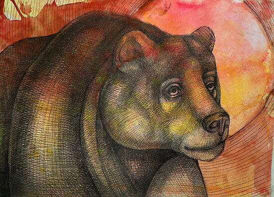 Ursine by Lynnette Shelley