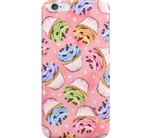 Cupcakes and Kisses iPhone Case/Skin