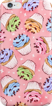 Cupcakes and Kisses by Lisa Marie Robinson