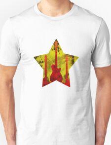 Rockstar guitar Unisex T-Shirt