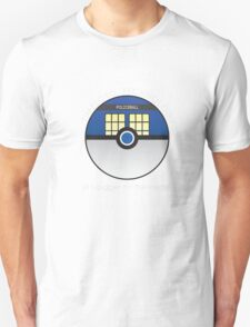 It Has To Be Timelord Technology T-Shirt