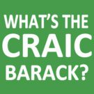 What's the craic?!  by Melissa Ellen