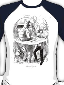 """""""WHO are you?"""" T-Shirt"""