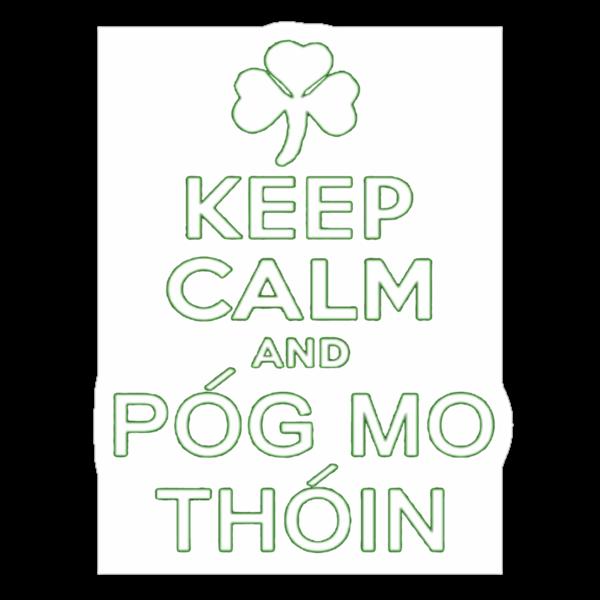 Pog Mo Thoin  by Melissa Ellen
