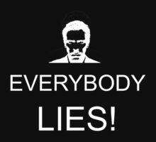 Everybody lies! by koolkatart