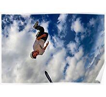 Skateboarding II Poster