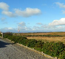 A Country Road on the Isle of Lewis by MidnightMelody