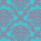art nouveau Vienna pattern by offpeaktraveler