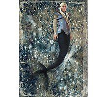 Elven Merman Photographic Print
