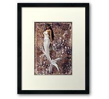 Elven Mermaid Framed Print