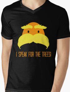 I Speak For The Trees! Mens V-Neck T-Shirt