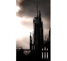 """Gothic Castle"" Photographic Print"