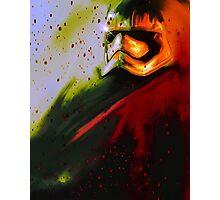 Star Wars | Captain Phasma  Photographic Print