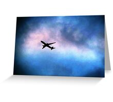 Fly away... Greeting Card