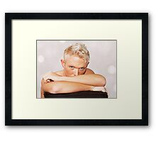 A Time for Silence Framed Print