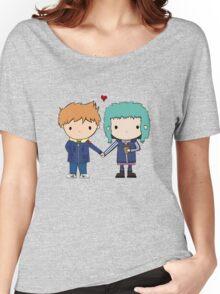 Scott Pilgrim - Scott and Ramona Women's Relaxed Fit T-Shirt