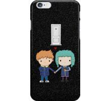 Scott Pilgrim - Scott and Ramona iPhone Case/Skin