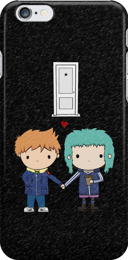 Scott Pilgrim - Scott and Ramona by AlexNoir