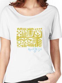 wearable art Matisse fake Women's Relaxed Fit T-Shirt