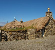 Blackhouse Village (6) by kalaryder