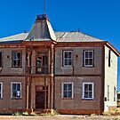 Masonic Lodge Building - Cue, Western Australia by kenhay