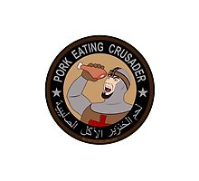 Pork Eating Crusader by jcmeyer
