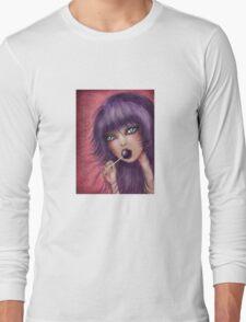 Lollipop Doll Long Sleeve T-Shirt