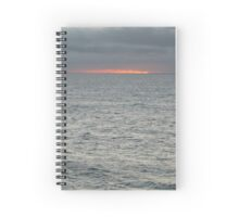 Set Fire to the Ocean Spiral Notebook