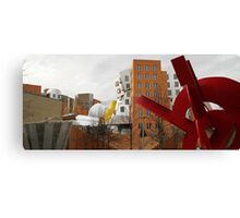MIT Stata Center, Frank Gehry Canvas Print