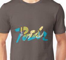 illegible vintage graffiti  Unisex T-Shirt