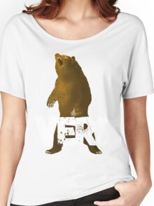 BEARVERS Women's Relaxed Fit T-Shirt