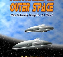 Chronicles from Outer Space book cover by Piero