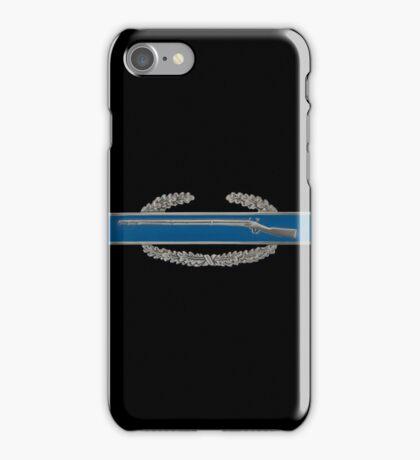Combat Infantry Badge (CIB) iPhone Case/Skin