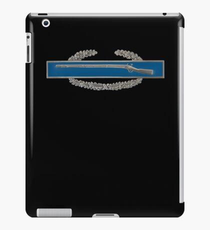 Combat Infantry Badge (CIB) iPad Case/Skin
