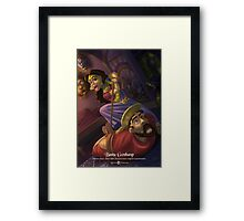 Banu Goshasp - Rejected Princesses Framed Print