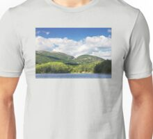 Otter Cove And mountains Acadia National Park Unisex T-Shirt