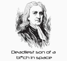 Mass Effect Isaac Newton is deadly by Dtaktics